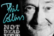 Phil Collins Announces 2017 Comeback Tour
