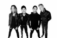 "Metallica To Premiere ""Atlas, Rise!"" Via Halloween Masks"
