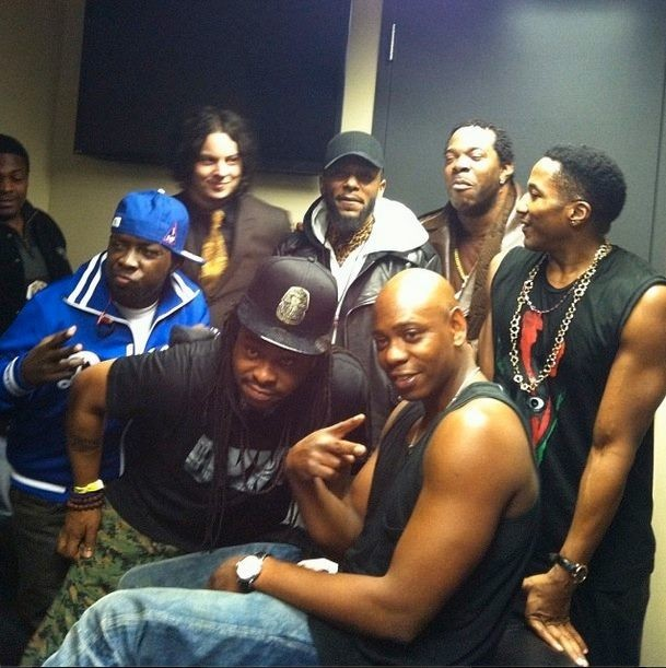 A Tribe Called Quest and Dave Chappelle