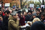 Watch Beastie Boys' Ad-Rock Speak At Stand Up Against Hate Rally At Adam Yauch Park