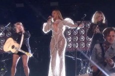 Watch Beyoncé Perform With Dixie Chicks At The CMAs