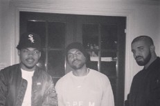 Chance The Rapper, Kanye West, Drake