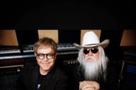 Elton John Pays Tribute To Leon Russell