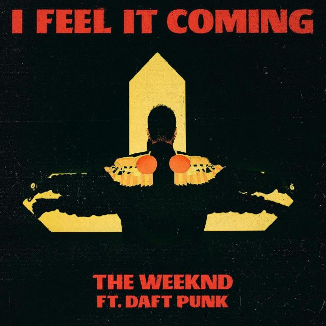 Afbeeldingsresultaat voor The Weeknd Ft. Daft Punk – I feel it coming