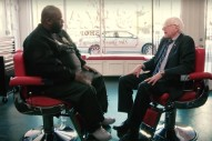 "Bernie Sanders: ""Killer Mike Has Never Killed Anybody"""