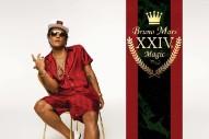 Stream Bruno Mars <em>24K Magic</em>