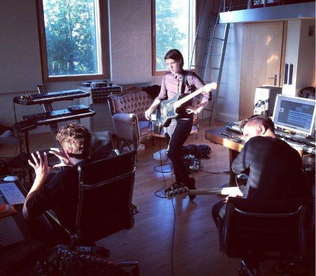 Did The xx Sneak Some New Original Music Into Their Studio Playlist?