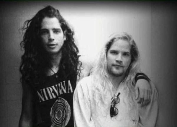 Chris Cornell & Andrew Wood