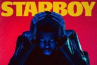 "The Weeknd – ""Rockin'"""