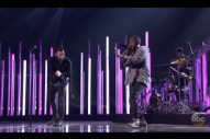 "Watch Maroon 5 & Kendrick Lamar Close The AMAs With First Joint ""Don't Wanna Know"" Performance"