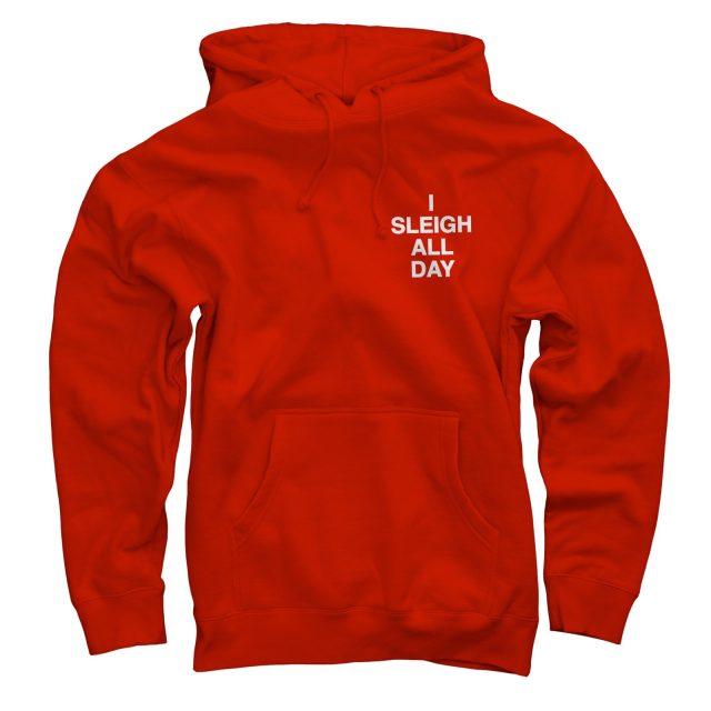 Beyonce Sleigh hoodie