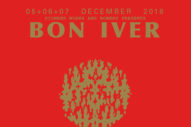 Bon Iver Announce 3 More Brooklyn Shows For December