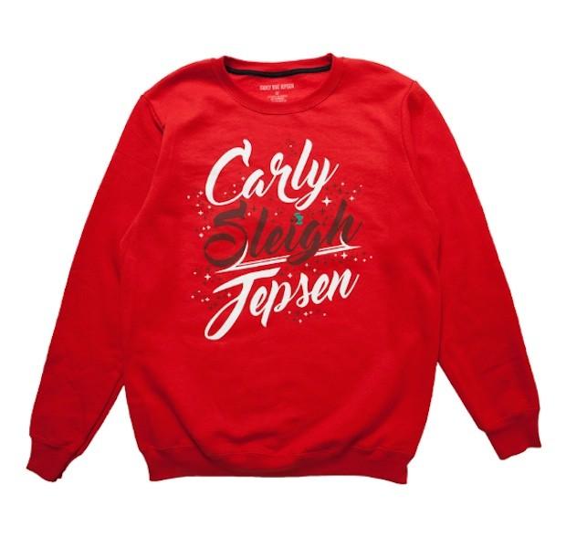 Carly Rae Jepsen sweater