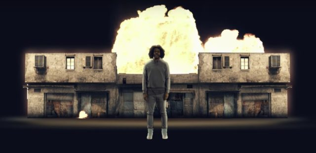 Clipping - Shooter video