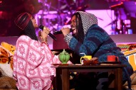 "Watch D.R.A.M. & Erykah Badu Perform ""WiFi"" At The Soul Train Awards"