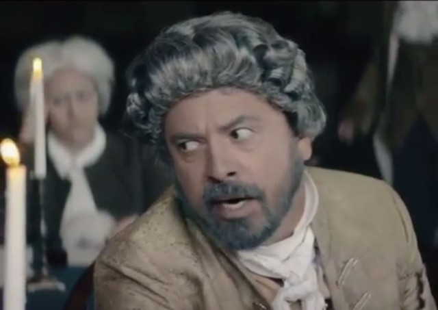 Dave Grohl on Drunk History