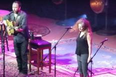 Dave Matthews and Neko Case