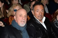 "Billy Joel Takes Responsibility For Bruce Springsteen's Motorcycle Breakdown, Covers ""Born To Run"" In His Honor"