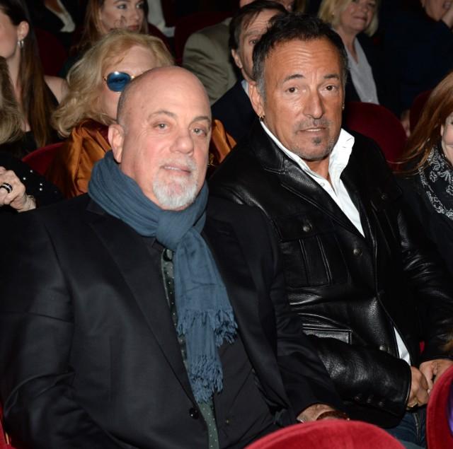 Billy Joel & Bruce Springsteen