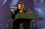 "Kate Bush Had ""No Discussions"" About Playing Coachella"