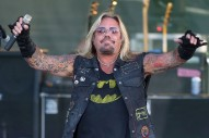 Vince Neil To Play Donald Trump's Inauguration