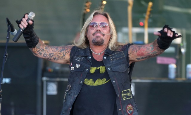 Just Kidding, Vince Neil Isn't Playing Trump's Inauguration