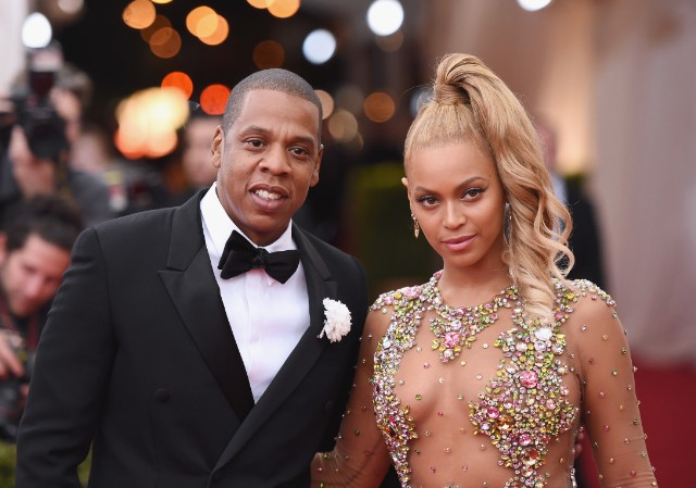 Jay Z & Beyoncé