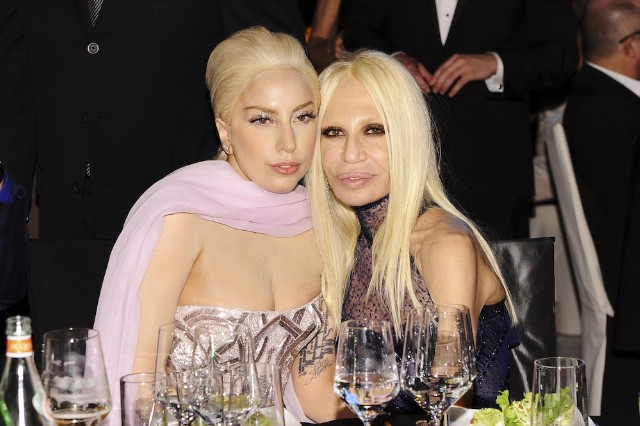 Lady Gaga Cast As Donatella Versace In American Crime Story