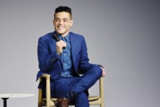 Apple Store Soho Presents Meet the Actor: Rami Malek,