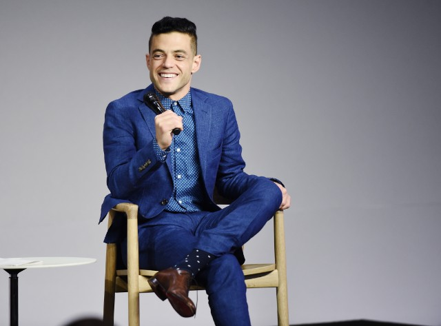 Apple Store Soho Presents Meet the Actor: Rami Malek,