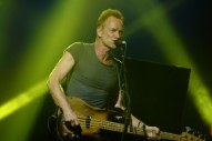 Sting To Play First Show At Reopened Bataclan