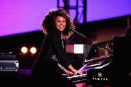 Livestream Alicia Keys' Set At Red Bull Sound Space In LA