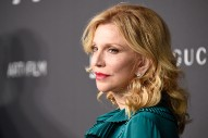 Courtney Love Cast In Lifetime's Shakespeare Adaptation