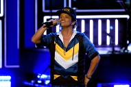 Watch Bruno Mars Open The 2016 American Music Awards