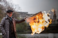 """""""Anarchy In The UK"""" Turns 40 Today So Malcolm McLaren And Vivienne Westwood's Son Set £5M Of Punk Memorabilia On Fire"""