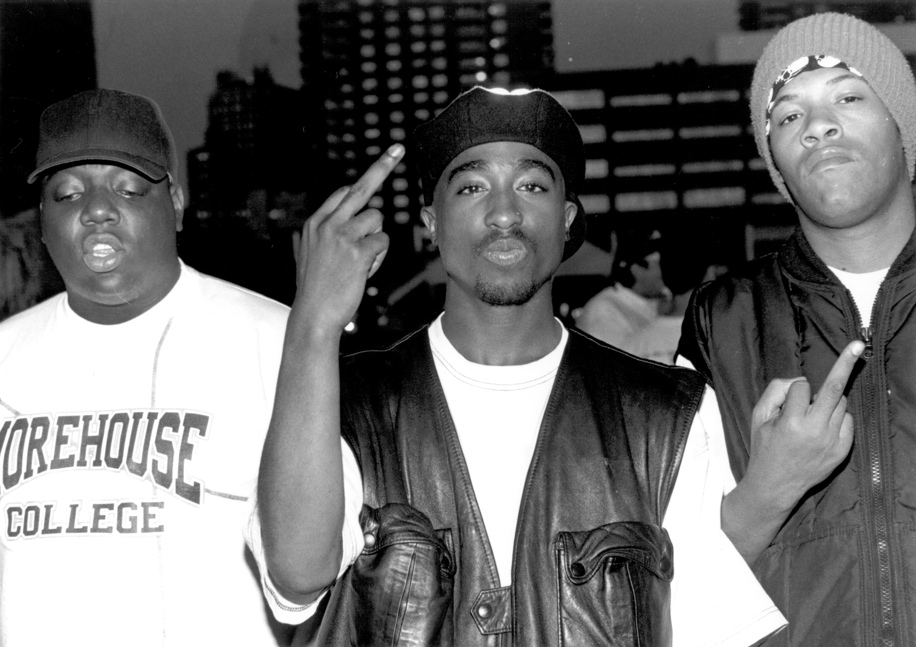 Tupac And Biggie's Unsolved Murders Subject Of True Crime TV