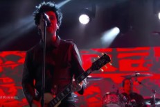 Green Day on Kimmel