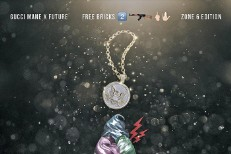 Gucci Mane and Future - Free Bricks 2