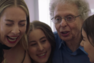 Haim Surprise Their High School History Teacher For California Lottery Video