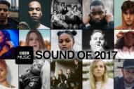 BBC Announces Sound Of 2017 Longlist