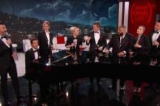 Jimmy Kimmel all-stars