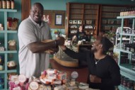 Kendrick Lamar Made Some American Express Commercials With Shaq