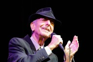 Leonard Cohen's Son Adam Writes Tribute To His Father