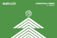 "Major Lazer – ""Christmas Trees"" (Feat. Protoje)"