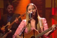 Watch Margo Price Burn Through &#8220;About To Find Out&#8221; On <em>Seth Meyers</em>