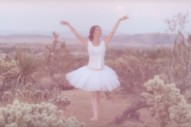"Maria Taylor – ""If Only"" (Feat. Conor Oberst) Video"