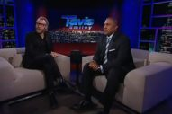 Watch The National&#8217;s Matt Berninger Talk Hillary Clinton And Writing Songs With His Wife On <em>Tavis Smiley</em>