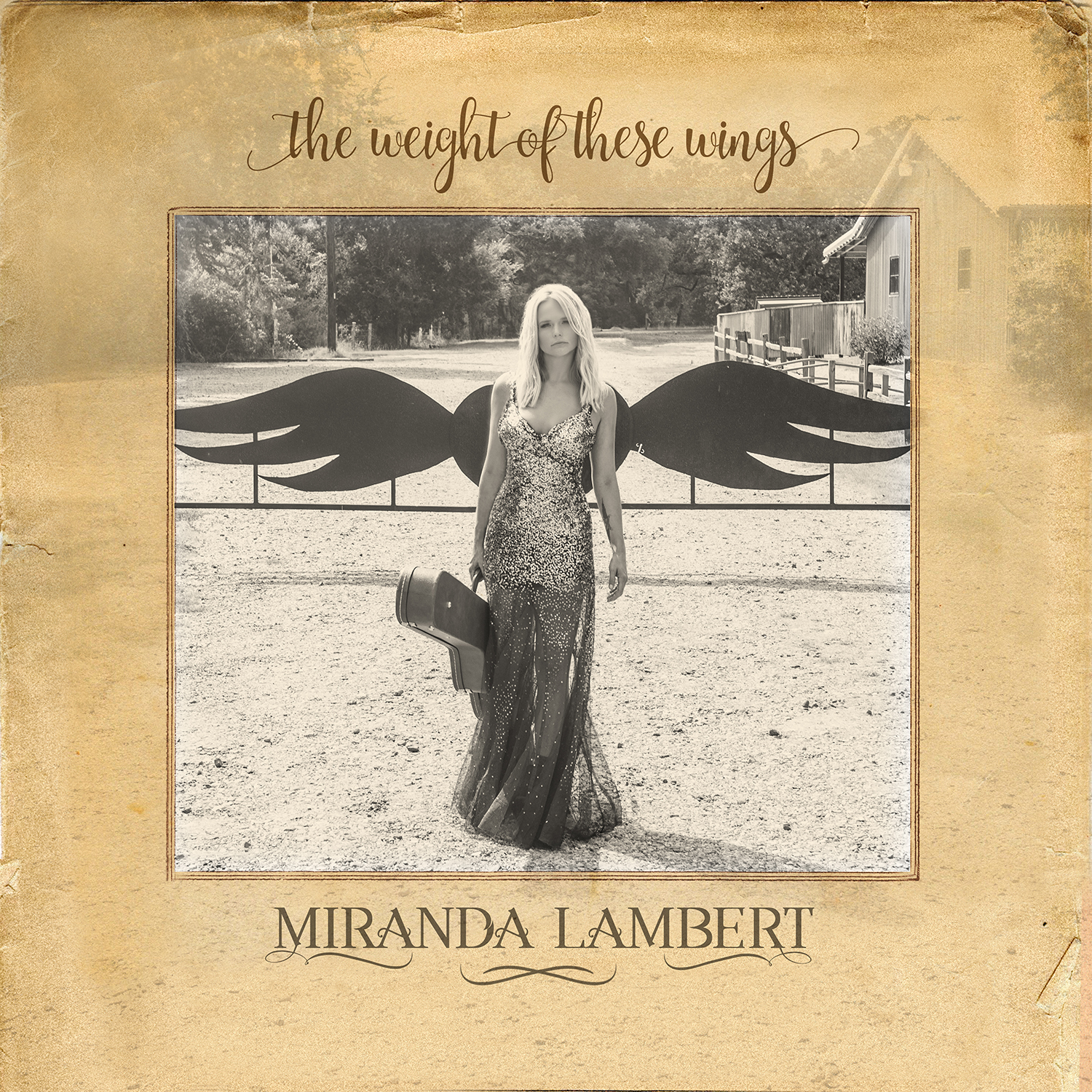 Bildresultat för miranda lambert the weight of these wings