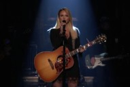 Watch Miranda Lambert Play &#8220;Vice&#8221; On <em>The Tonight Show</em>