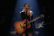 Miranda Lambert on The Tonight Show